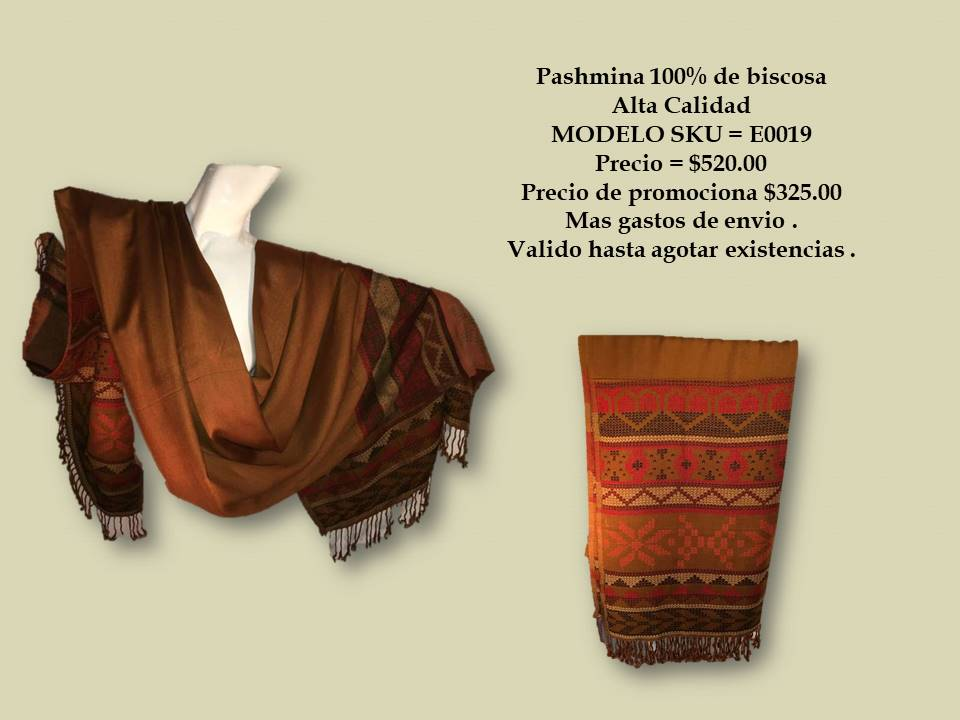 frecuentemente ironía Serena  Comercializadora de Pashminas y Chalinas – Página 2 – Comercializadora de  pashminas y chalinas